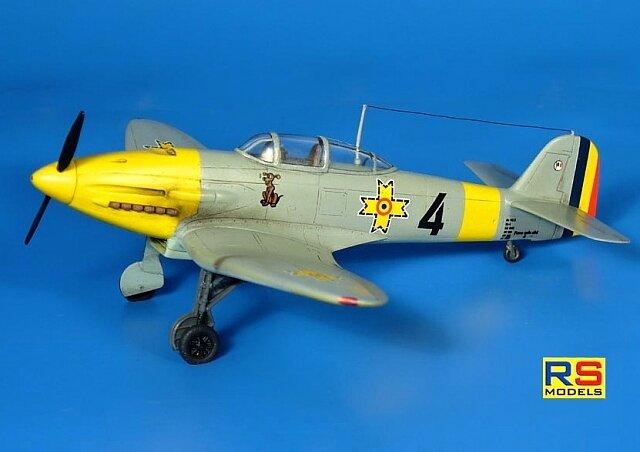 Heinkel 112 B Luftwaffe