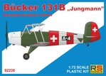 RS Models 92238 Bücker 131 B
